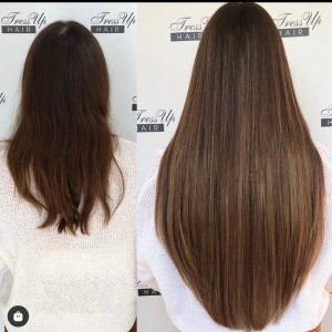 Hairextensionspecialist Clip in Extensions Zomeractie